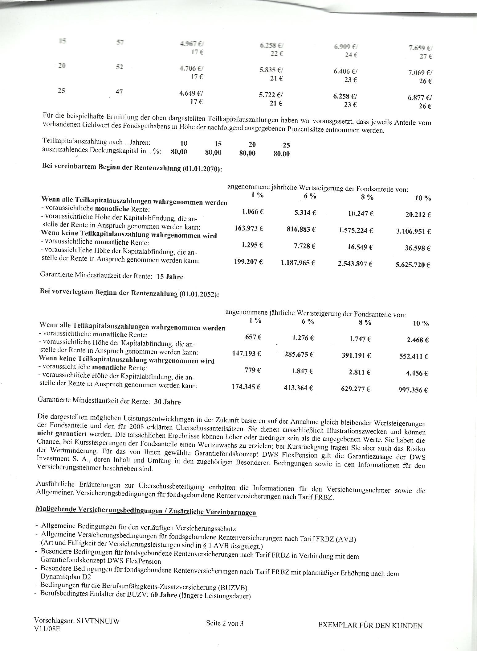 AachenMünchener / DVAG - Die Wunschpolice - Seite 35