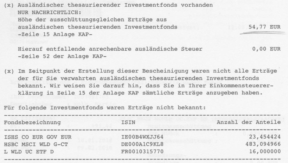 Forex einkommensteuer